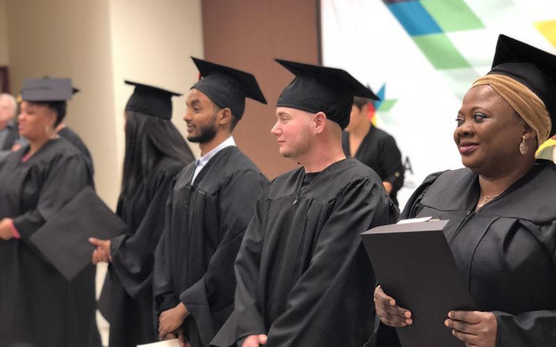 Fall 2018 graduation