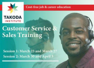 Customer Service & Sales